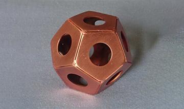 Platonische Körper Dodekaeder
