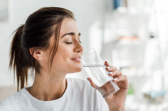 Gesundes Wasser echo Wasserfilter