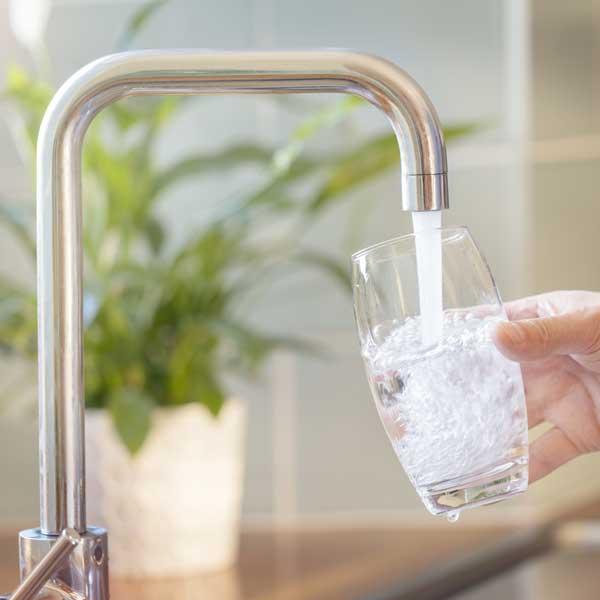 Angenehme Energie Trinkwasser Oberaichbach